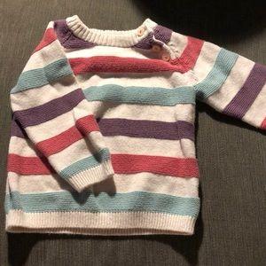 h&m sweater 6-9mo